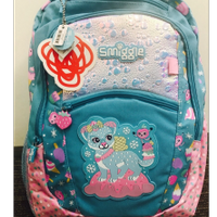 스미글_universe backpack_파랑